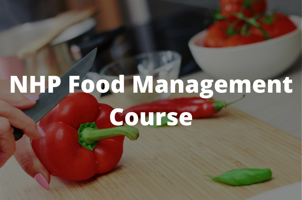 nhp food management